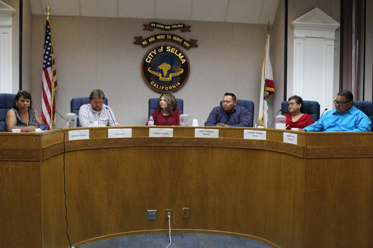 Candidates: Selma City Council