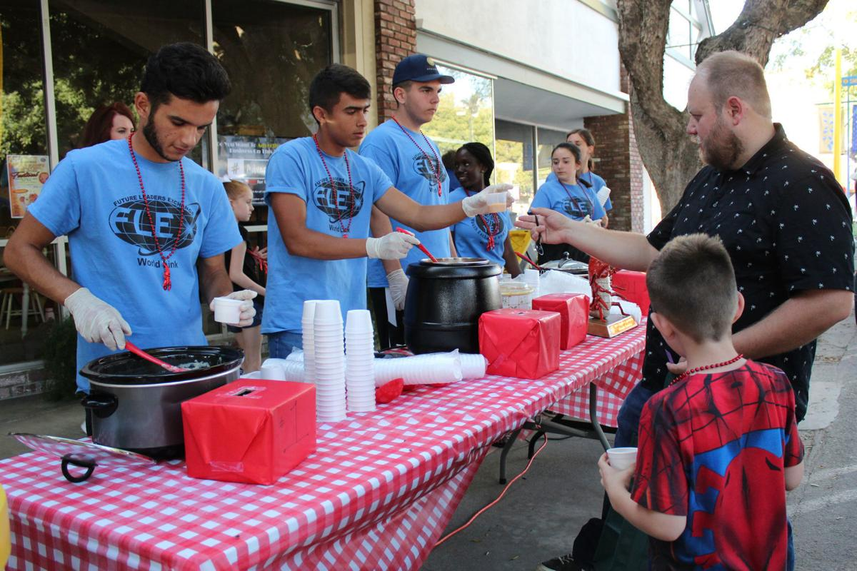 Kingsburg Chamber to scale back Crayfish Festival