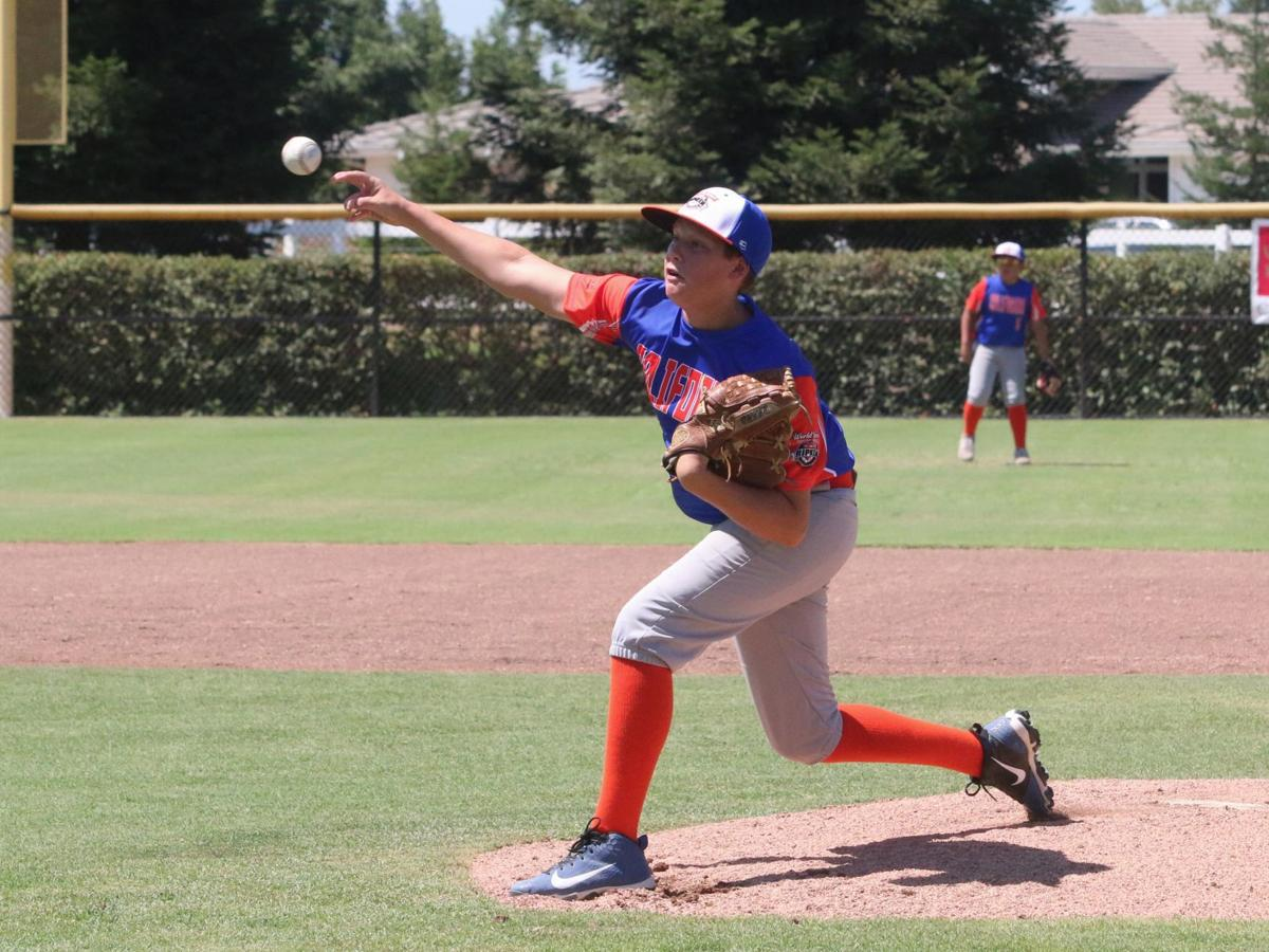 Contagious hitting, errors lifts Central California in World Series opener