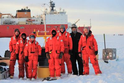 NPS Team Completes Remote Arctic Research Expedition