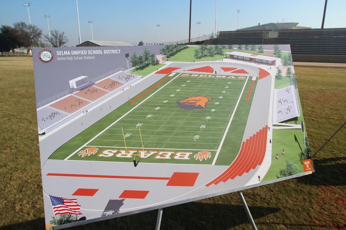 Selma breaks ground on new stadium