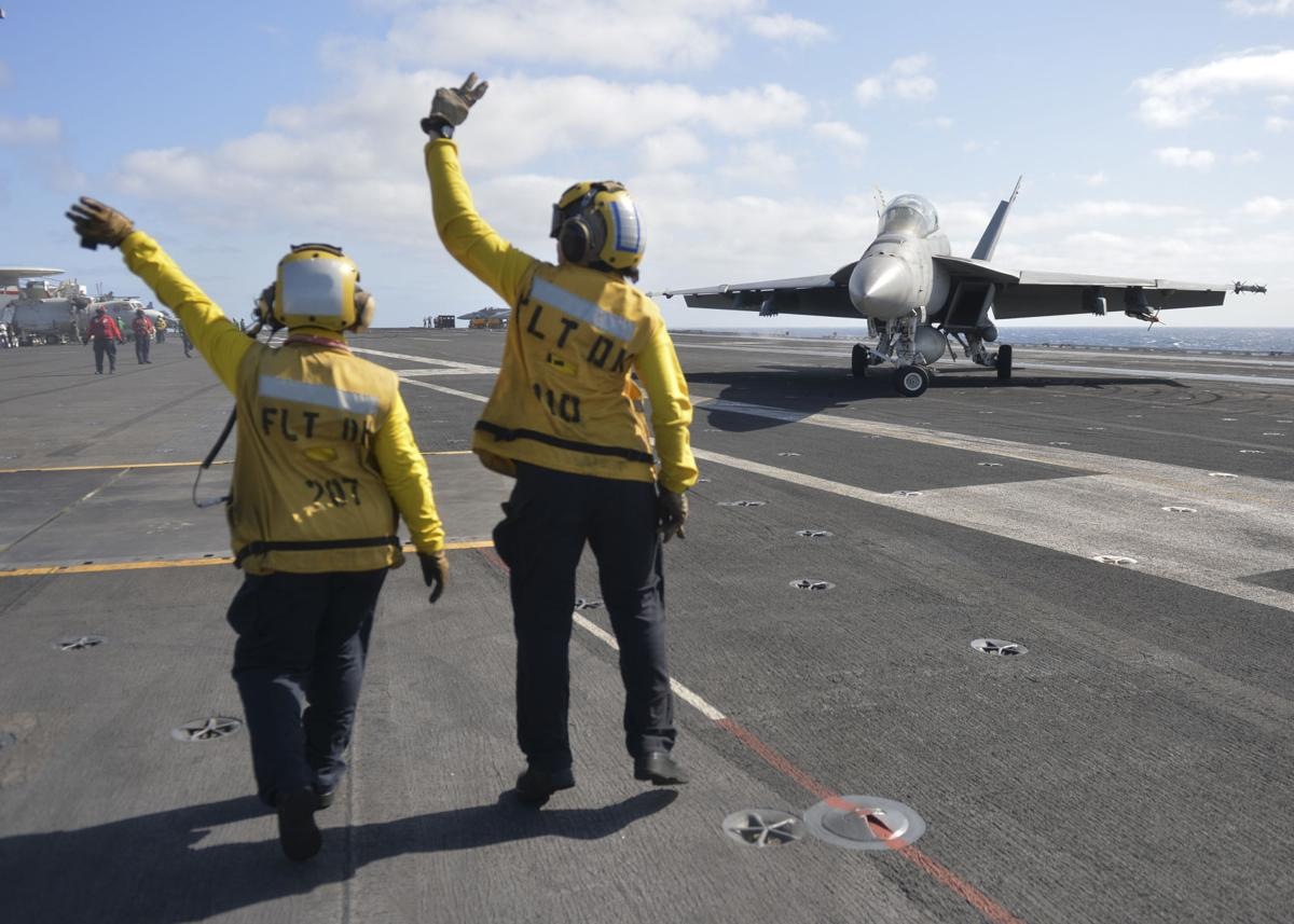 Nimitz preps for deployment: CSG 11 conducts COMPTUEX before
