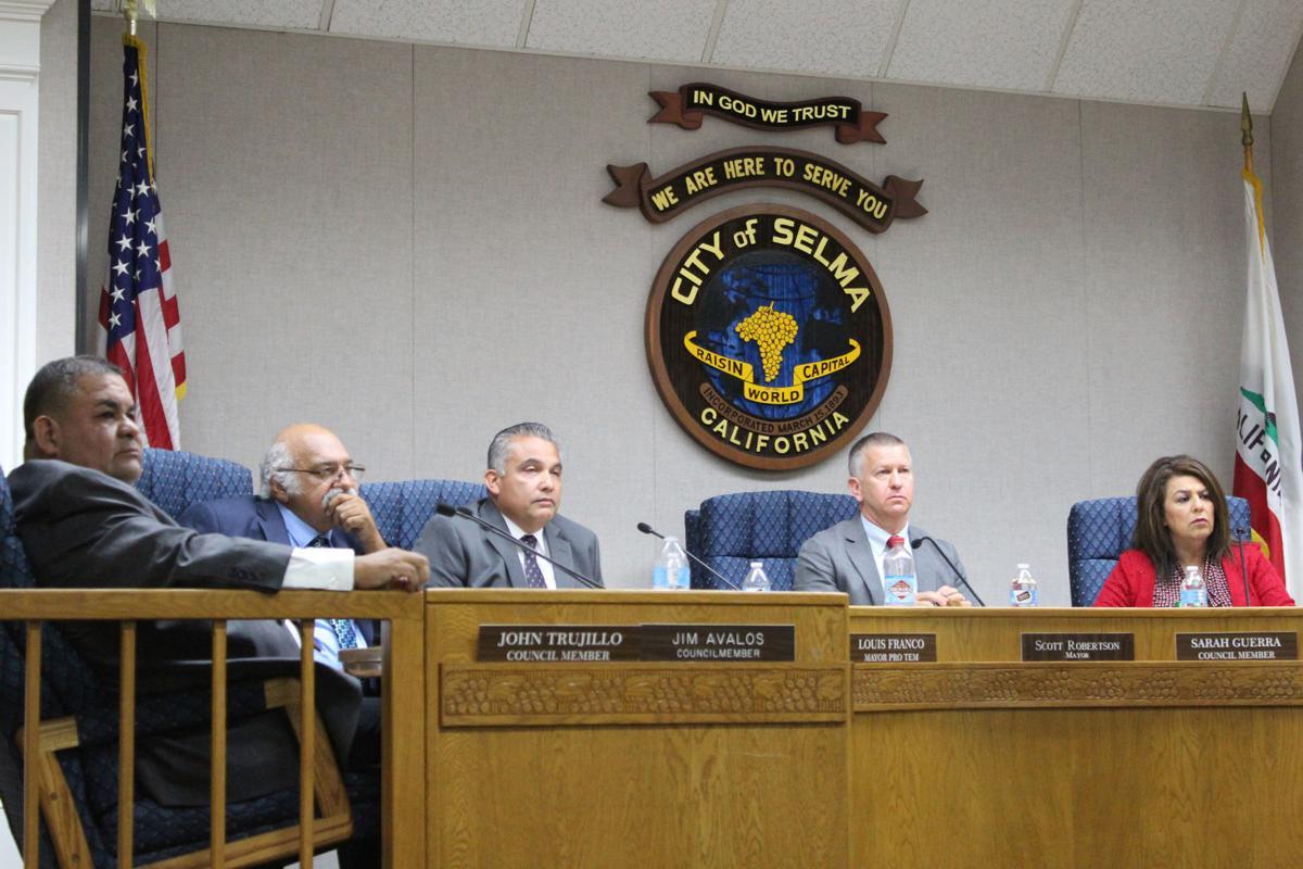 Selma Council: Listening