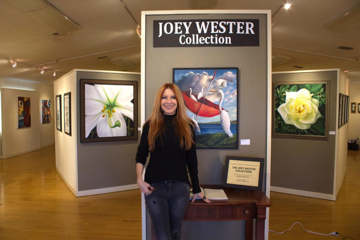 Joey Wester Kings Art Center
