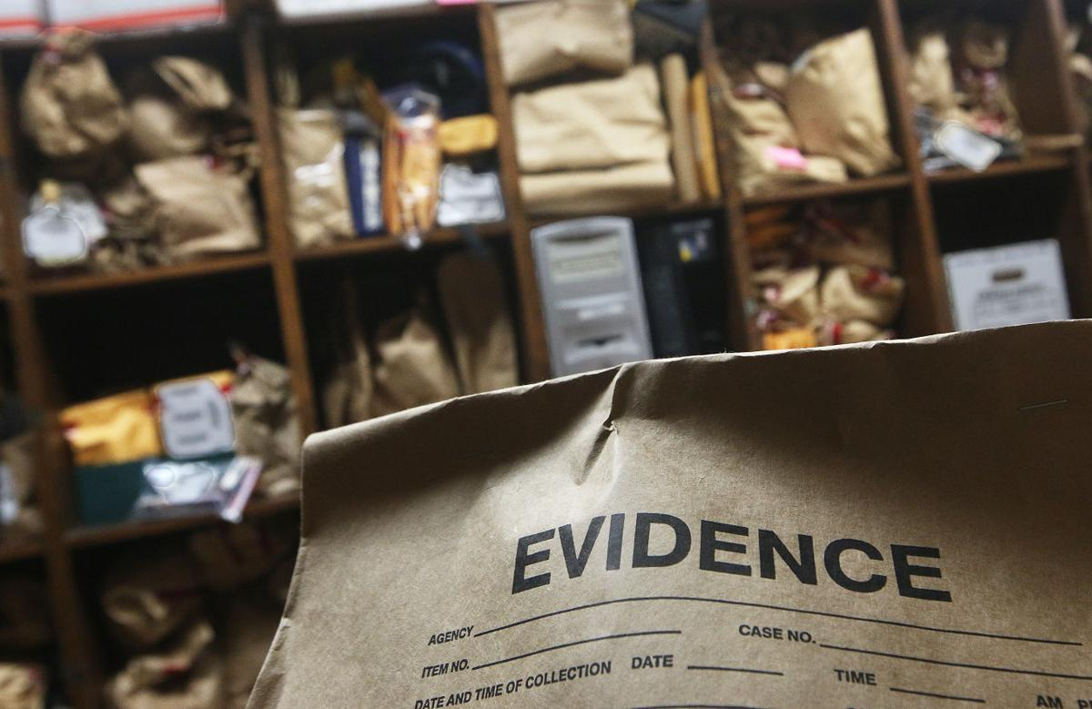 HPD dealing with evidence overload | Local | hanfordsentinel com