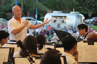Briefs: Kingsburg Summer Band concerts