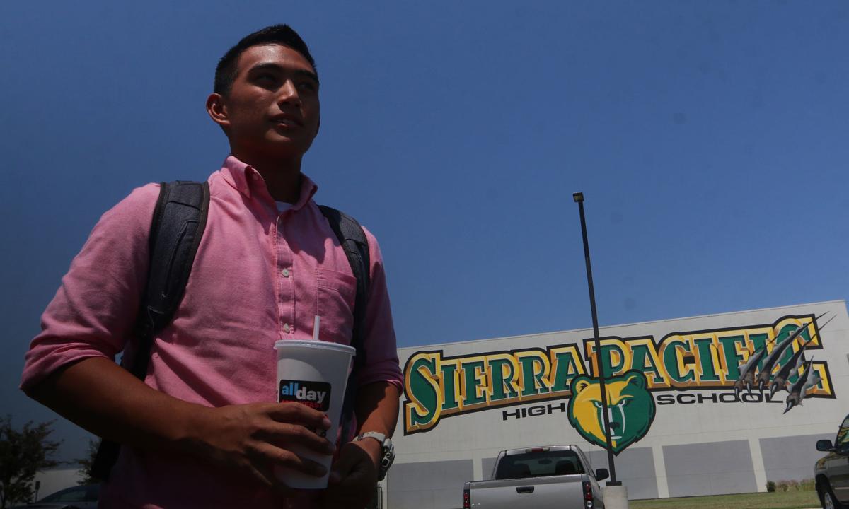 Greg Henry, Sierras Pacific High Principal dies