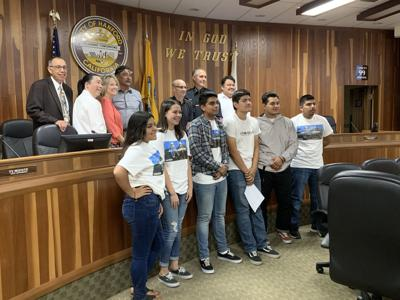 ReACT with Hanford City Council