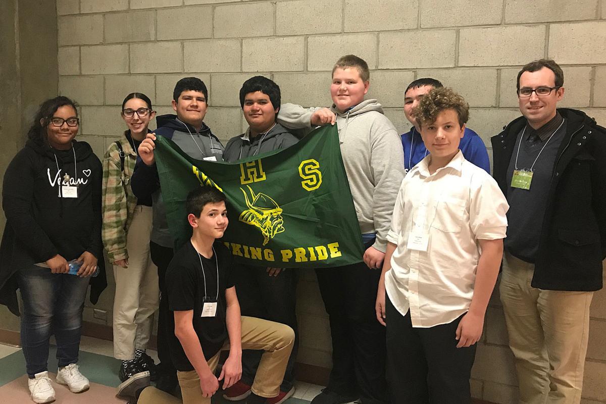 KHS: Academic Decathlon team