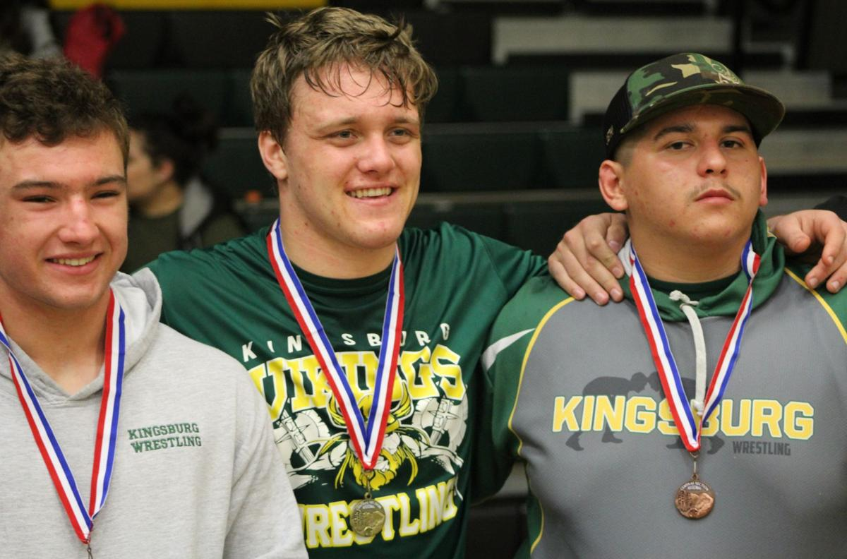 Diabetes: Kingsburg's Ty Muxlow