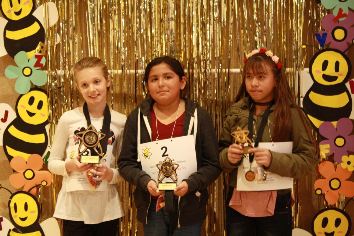 5th grade spelling bee winners