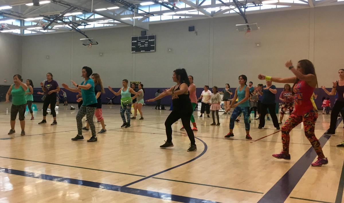 Zumba for awareness