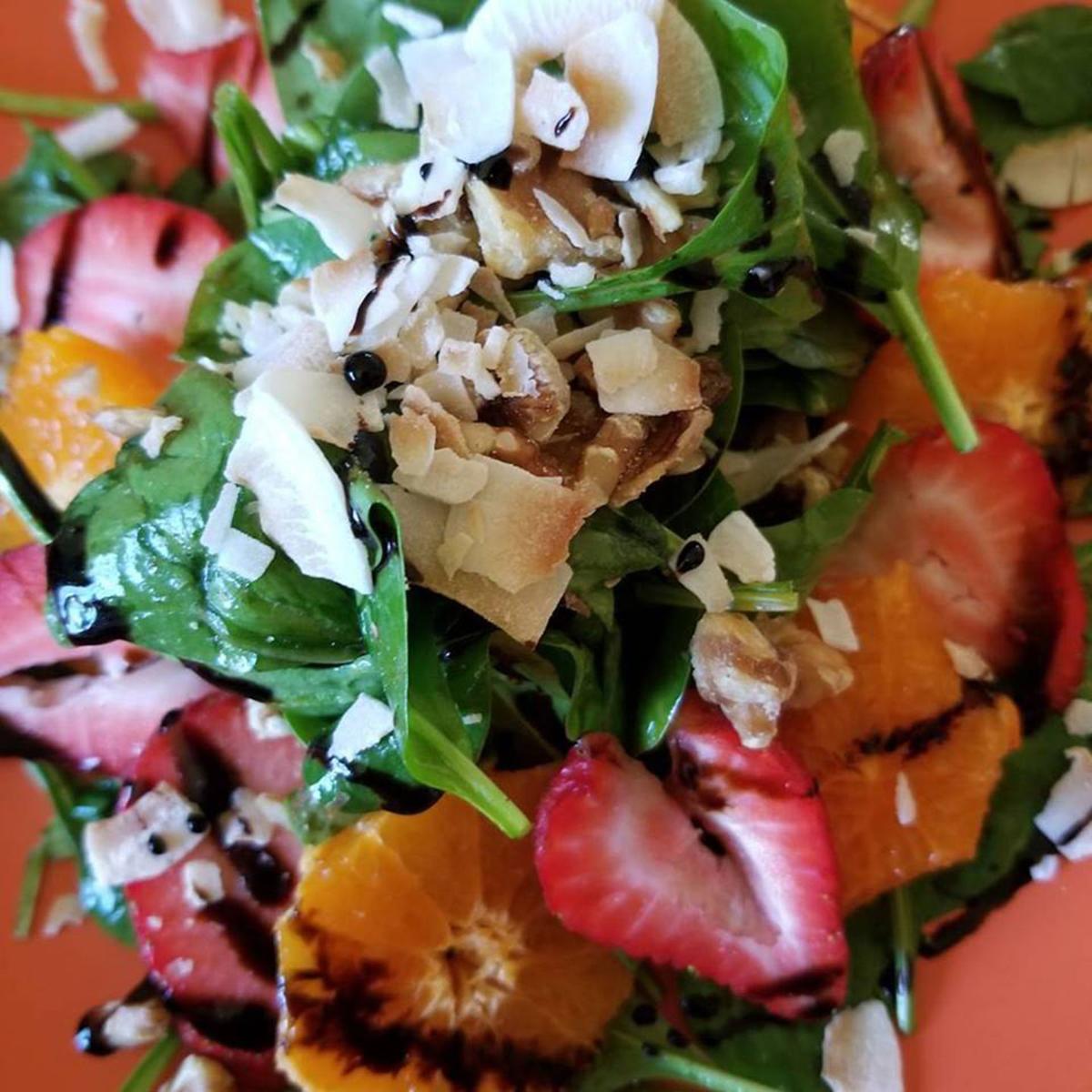 Twisted Café: Salads