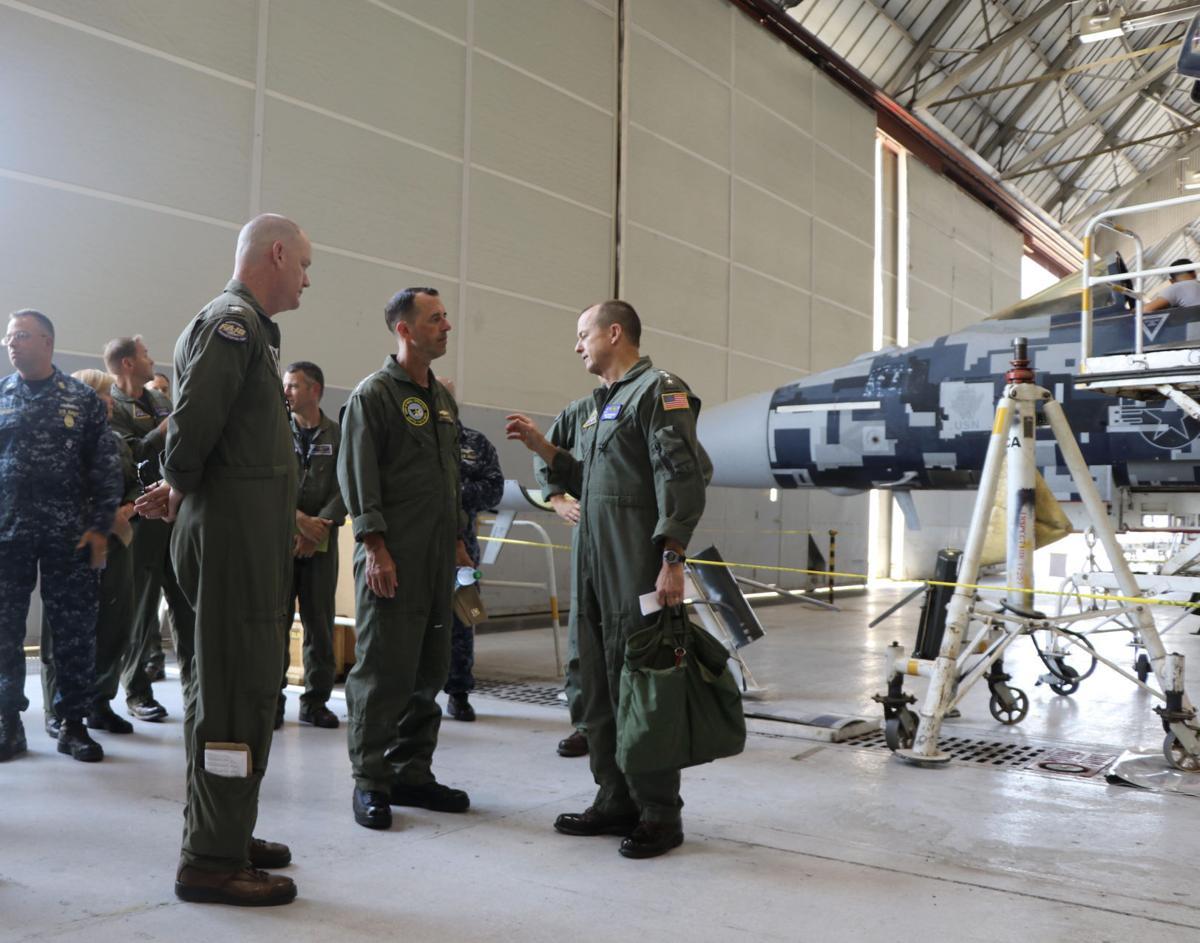 CNO and MCPON visit Naval Air Station Lemoore | Community