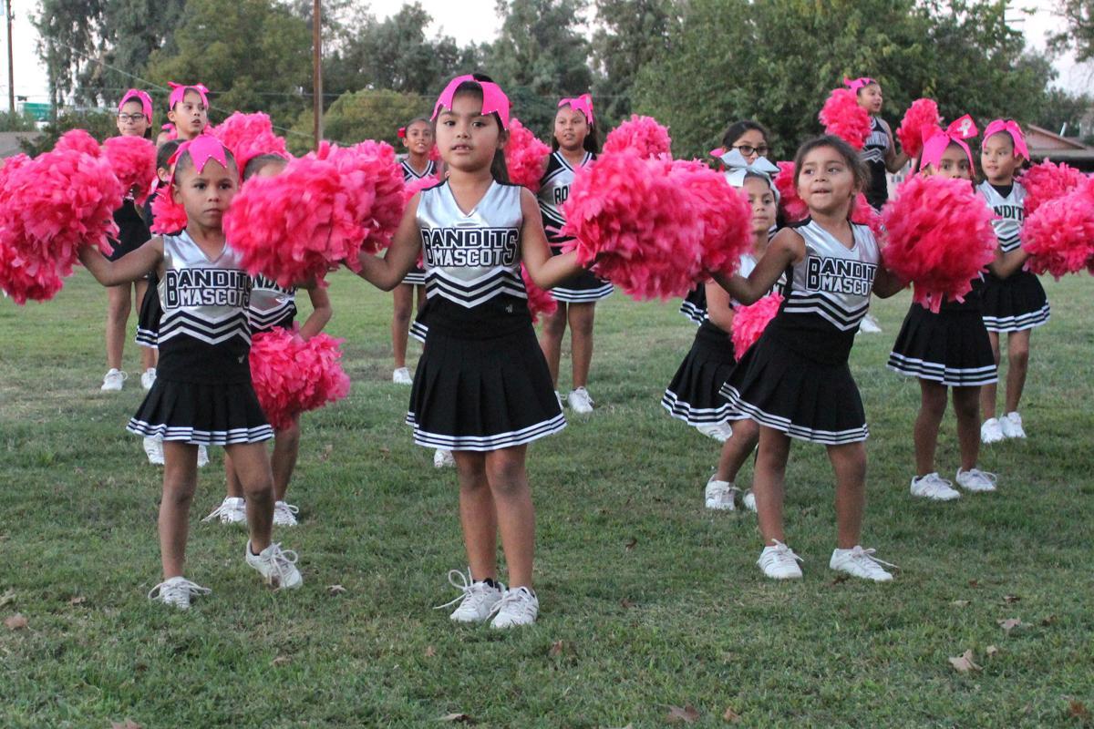 Shining: Selma Bandits Cheerleaders
