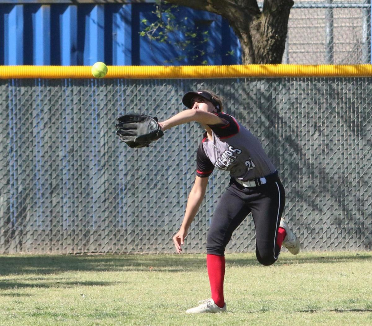 Bullpups come in fourth, Huskies in seventh in Easter Softball Classic