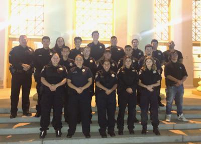Hanford Police Explorers