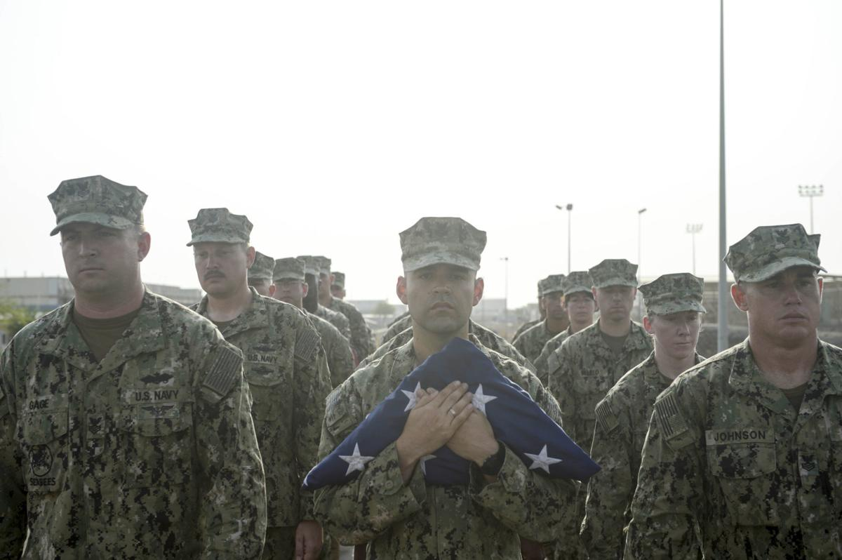Navy remembers 9/11, honors victims