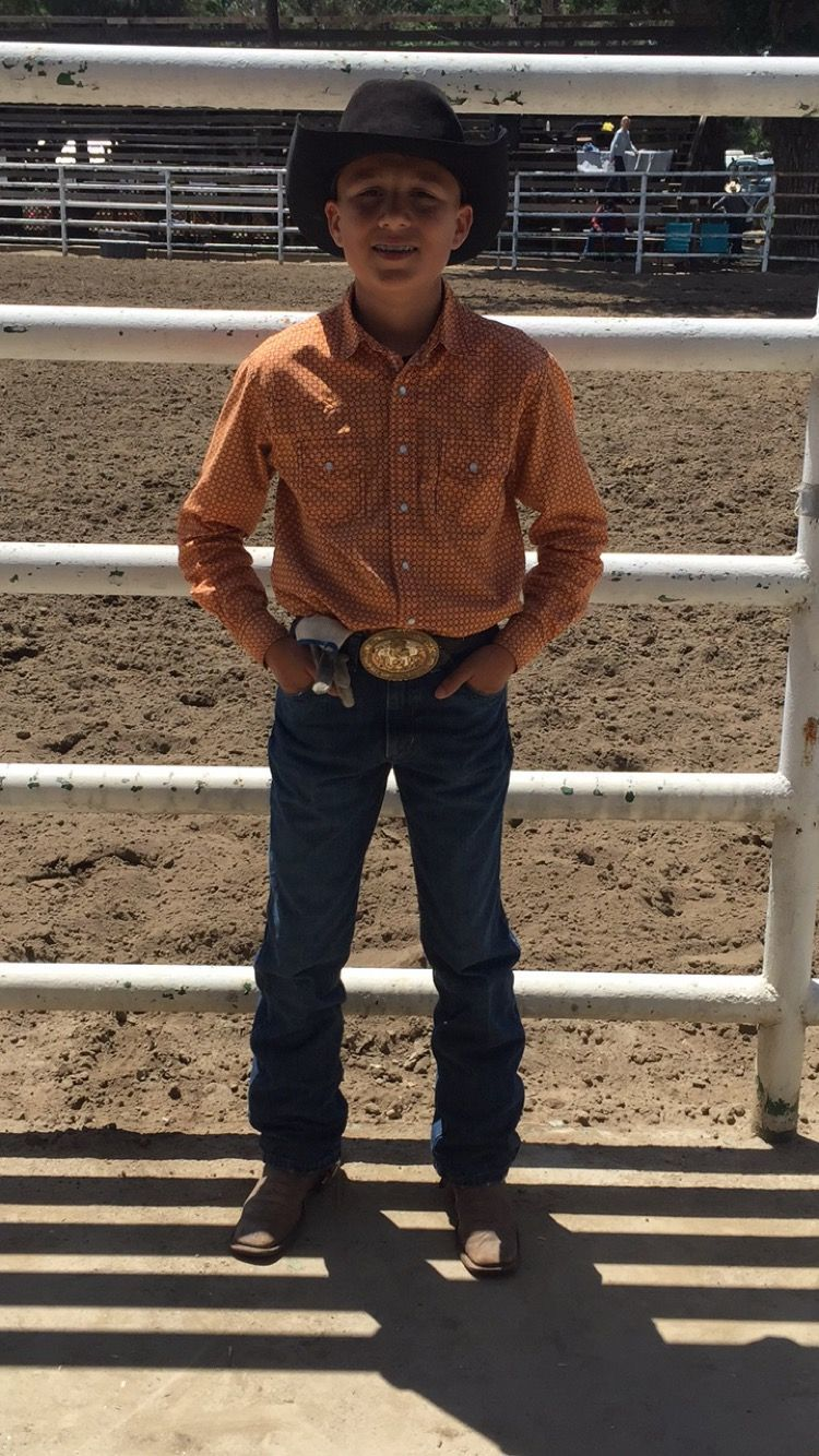 Student Qualifies For National Bull Riding Competition