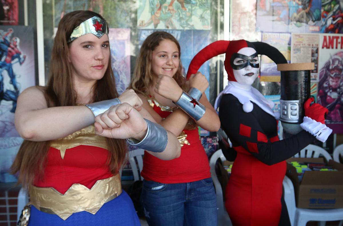 Comic book fans assemble | Local | hanfordsentinel.com