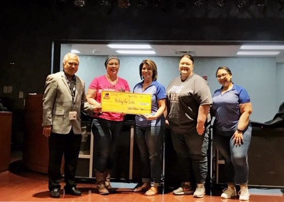 CIF Central Section benefits from Tachi Palace Community breakfast