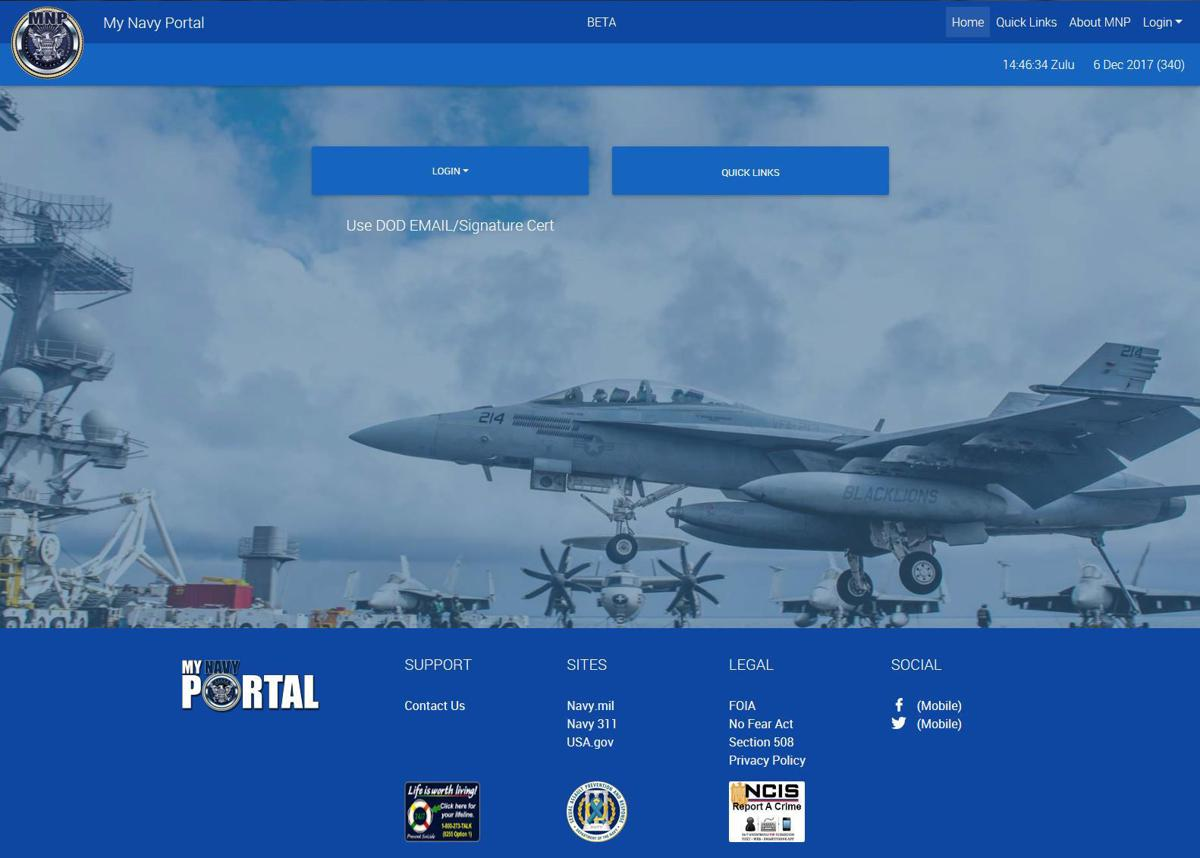 4 changes you need to know about My Navy Portal
