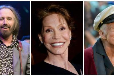 Famous People Who Died In 2017