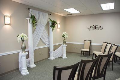 County Clerk: Civil weddings