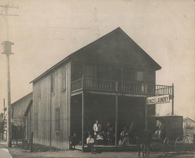 1913 Kings Laundry