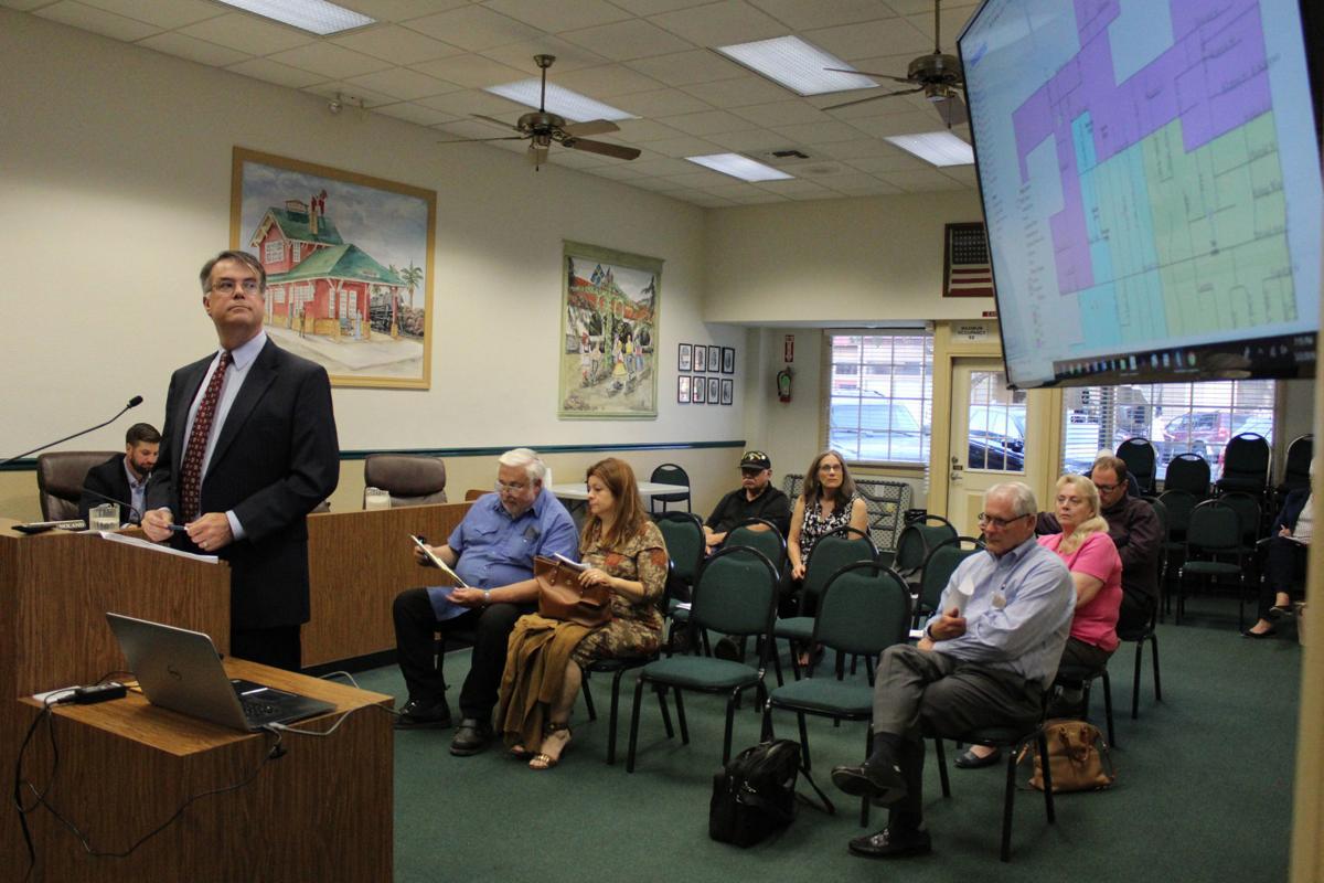 Council chooses: Douglas Johnson