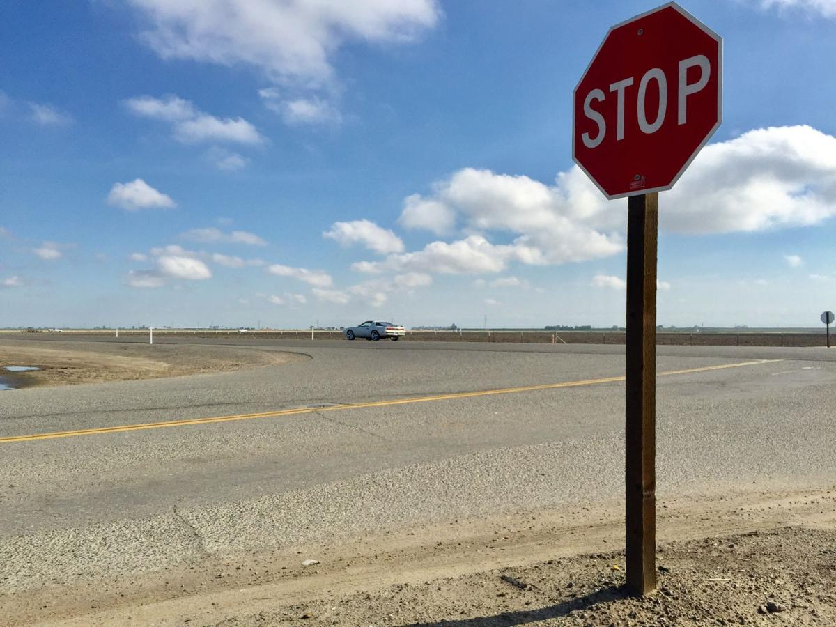 Three people killed in crash south of Hanford   Crime
