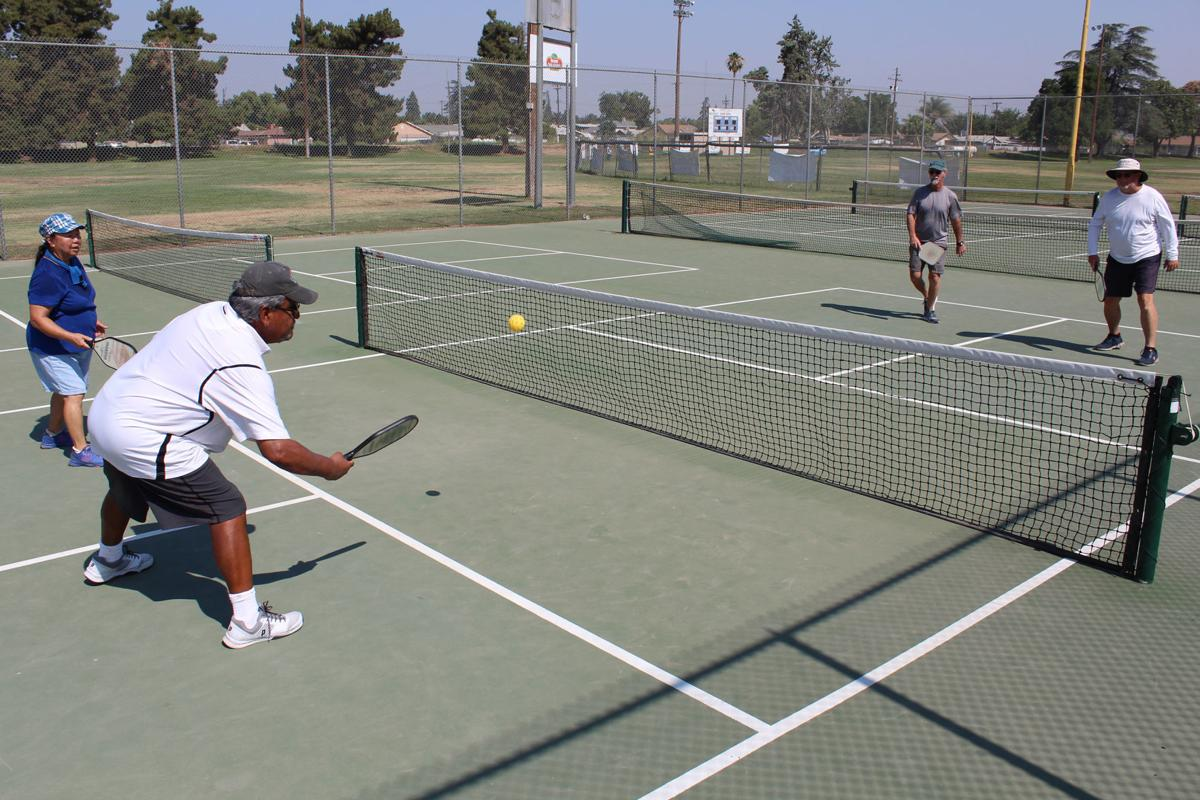 Free pickleball: Game on