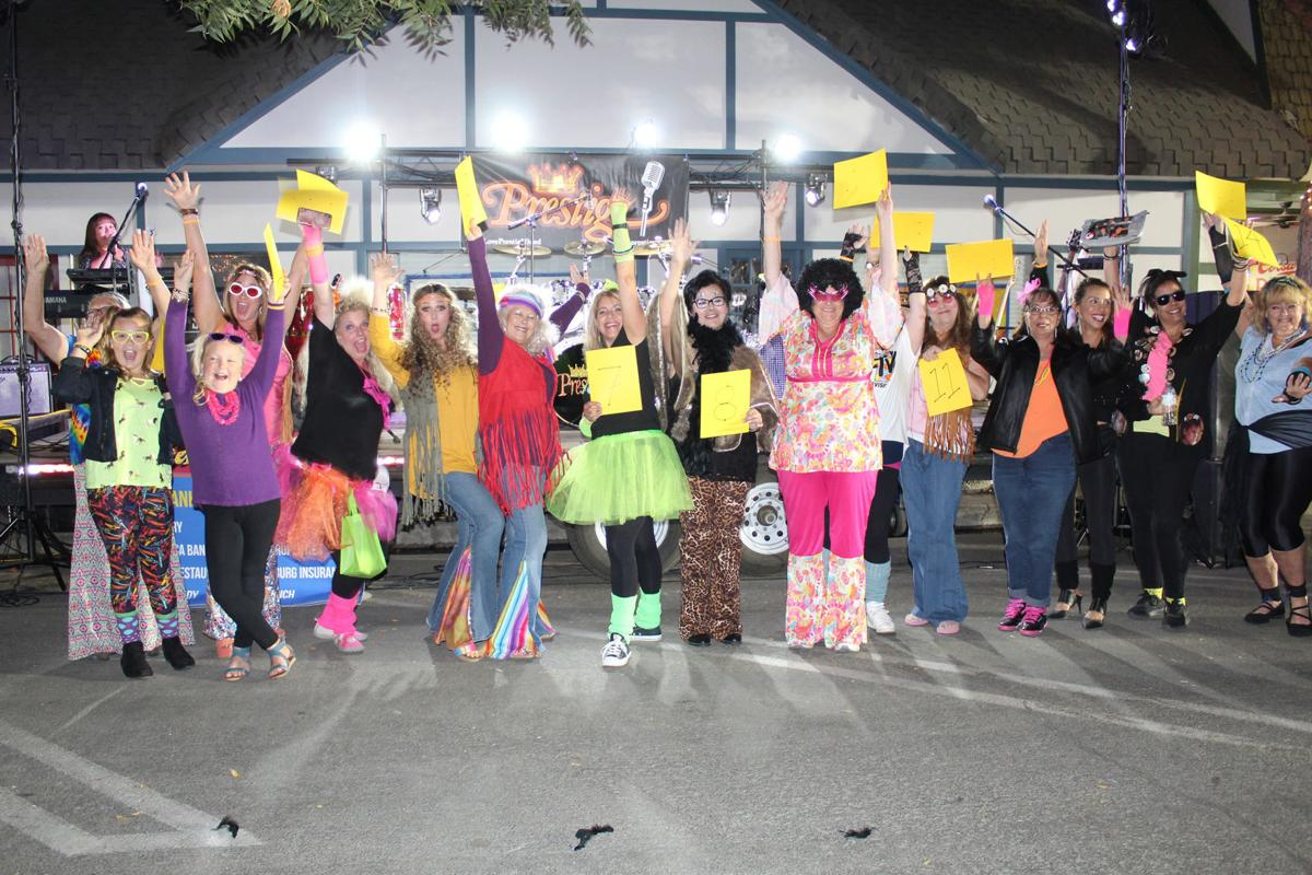 Ladies Night Out: Costume contest