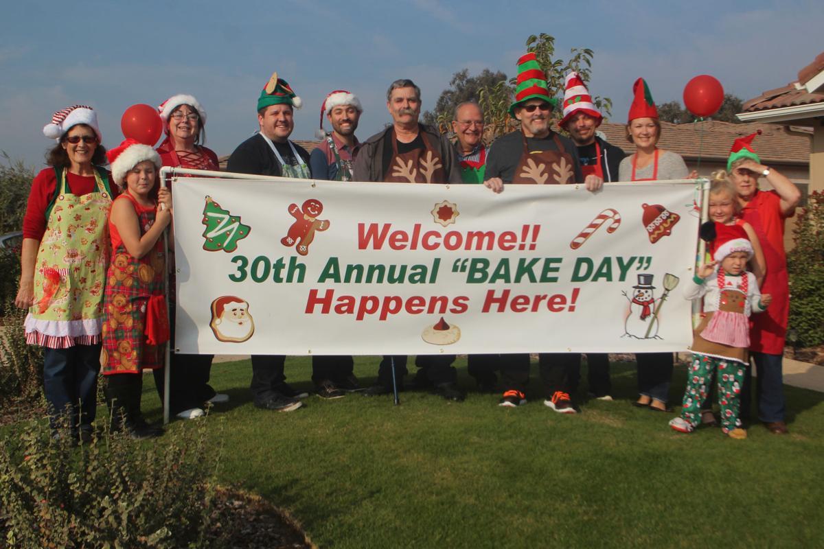 Baking: Group