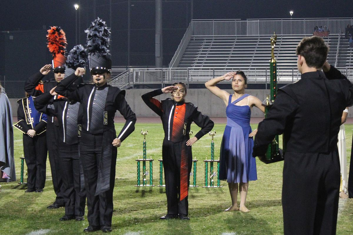 Passion: SHS takes first in 1A