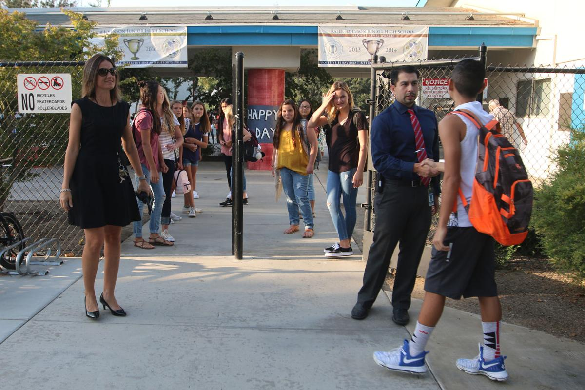 New school: New administrators