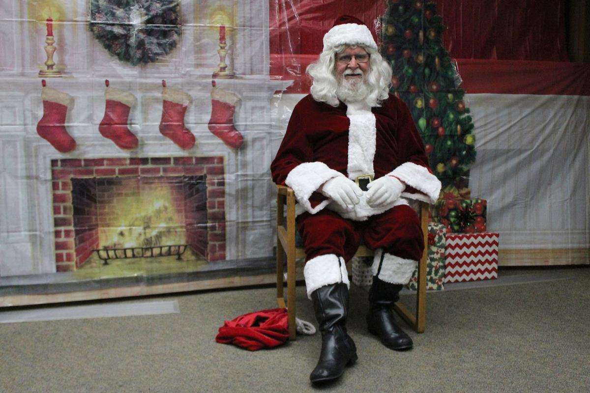Santa: Selma's Roy Boyd