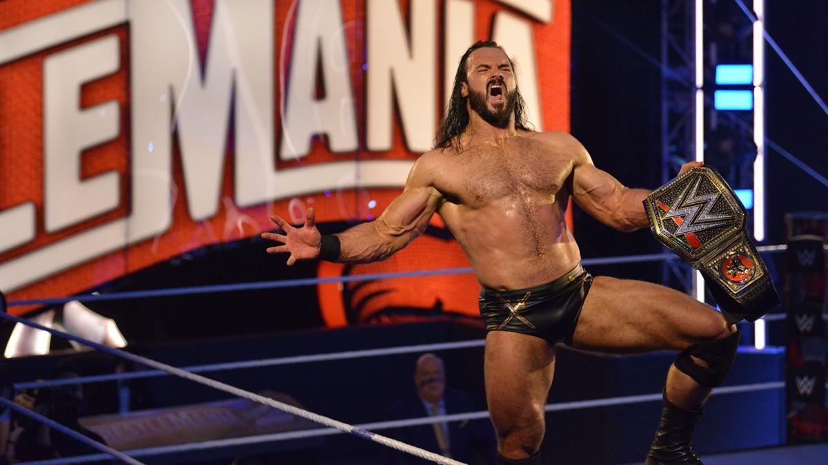 New WWE Champion Drew McIntyre on Why His Work Has Just Begun