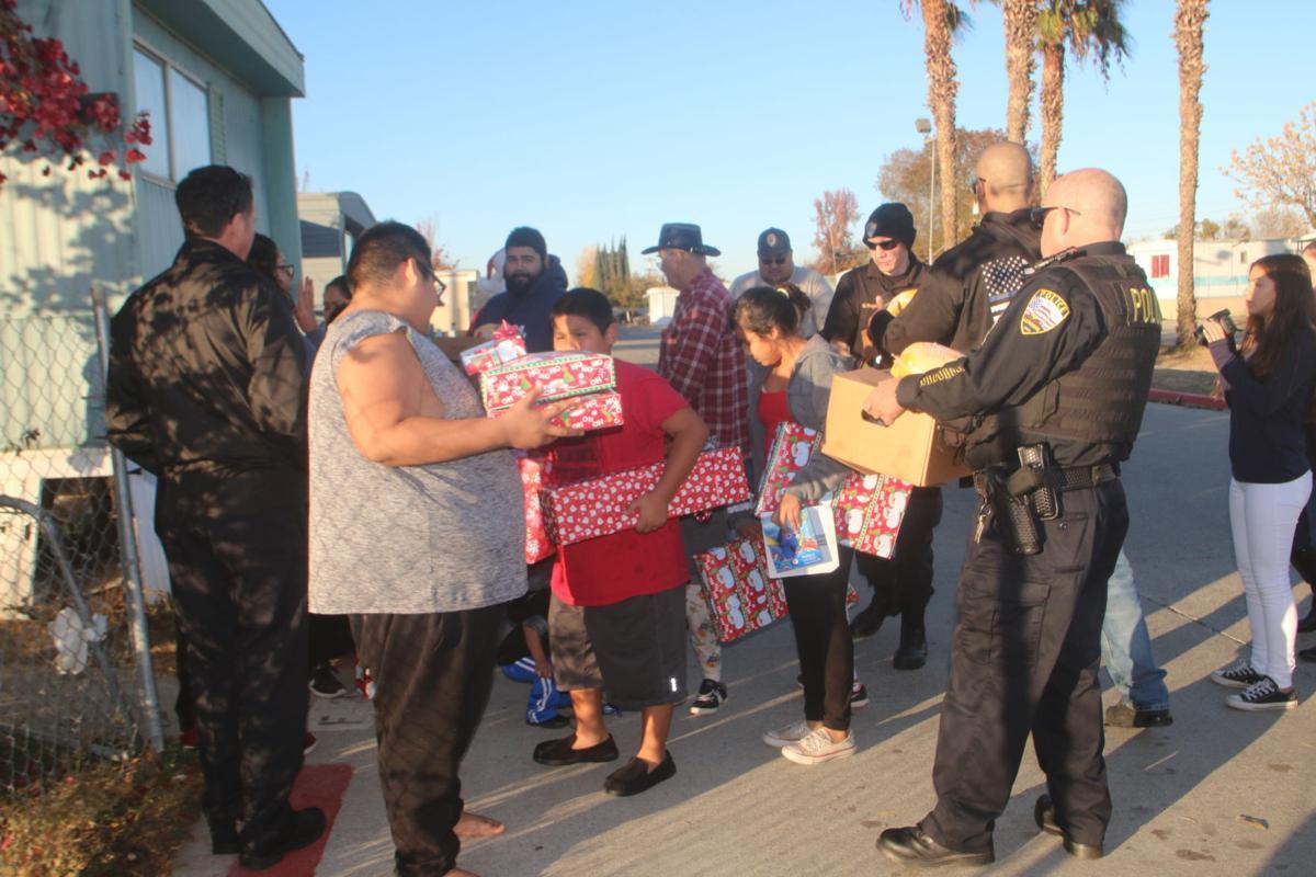 LPD Presents on Patrol