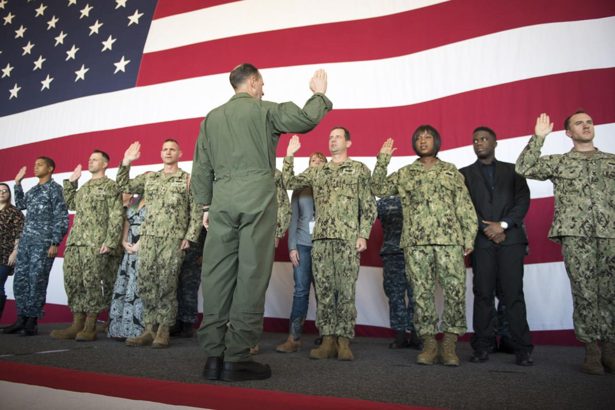 Navy updates Selective Reenlistment Bonus plan