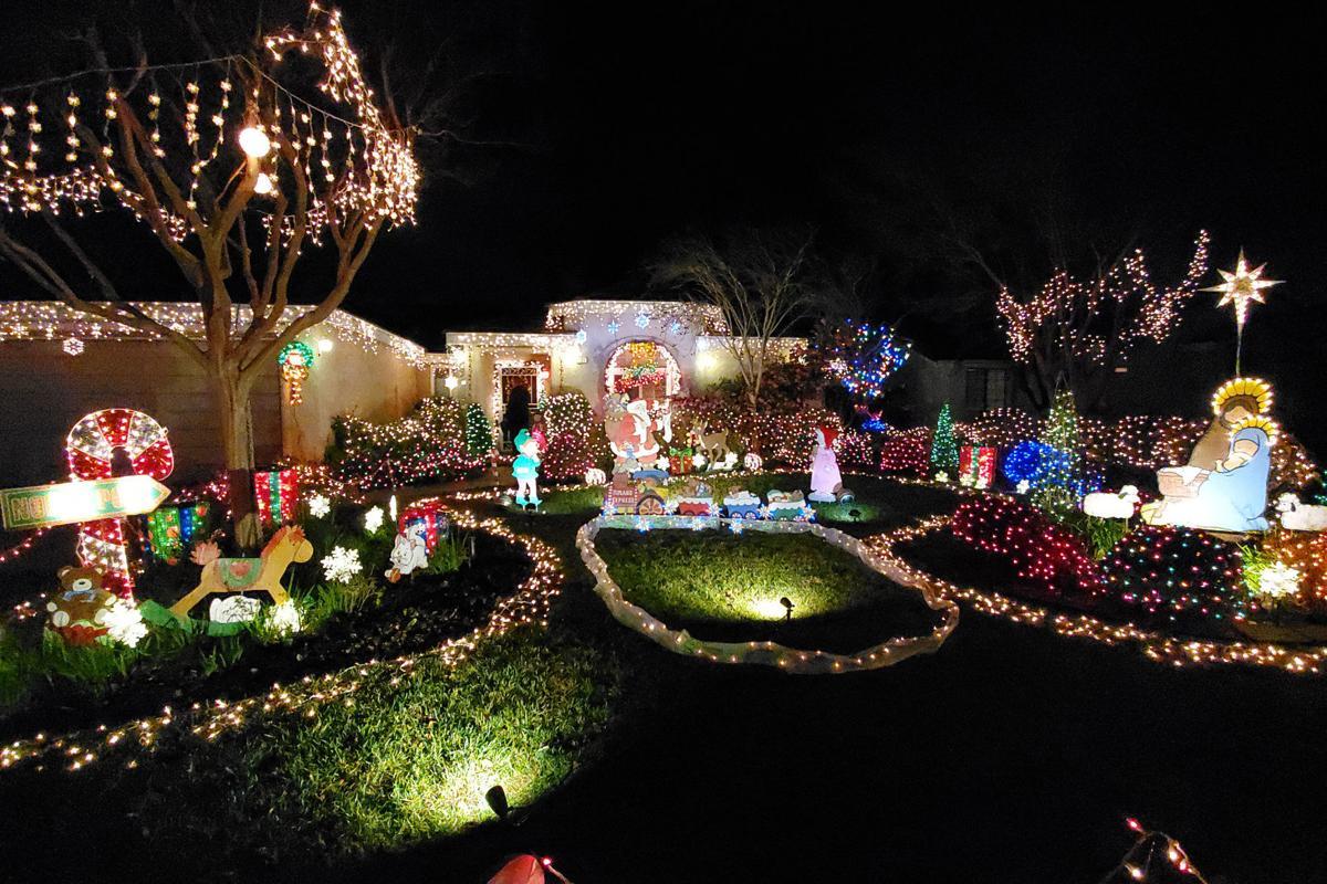 Holiday lights: Traditional and spiritual