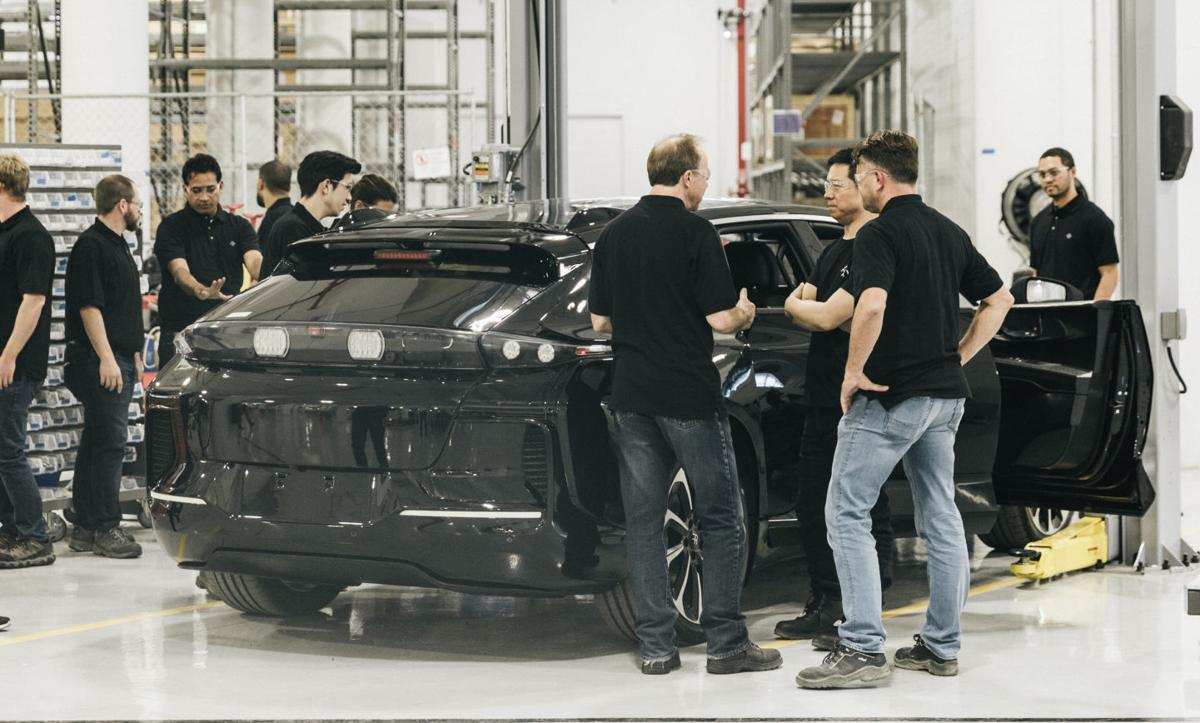 Reports Of Faraday Future In Financial Trouble Local Hanfordsentinel Com