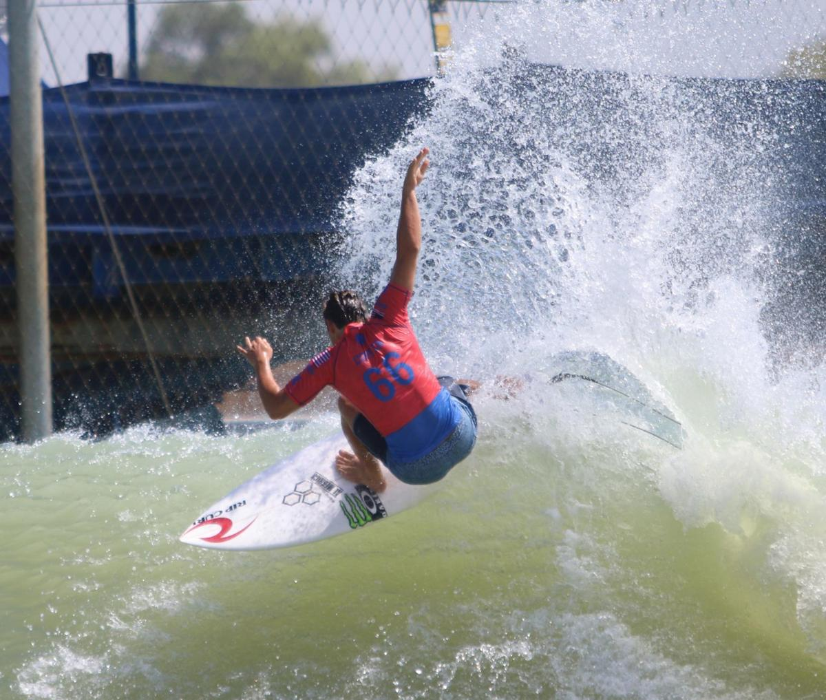 Fans take in first day at Surf Ranch
