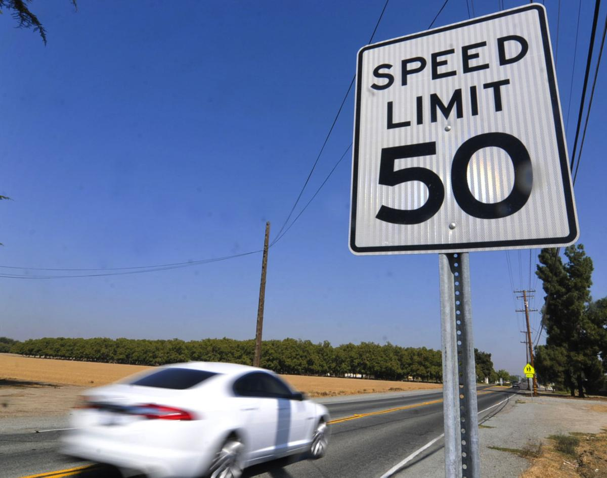 articles in relation to speed limits