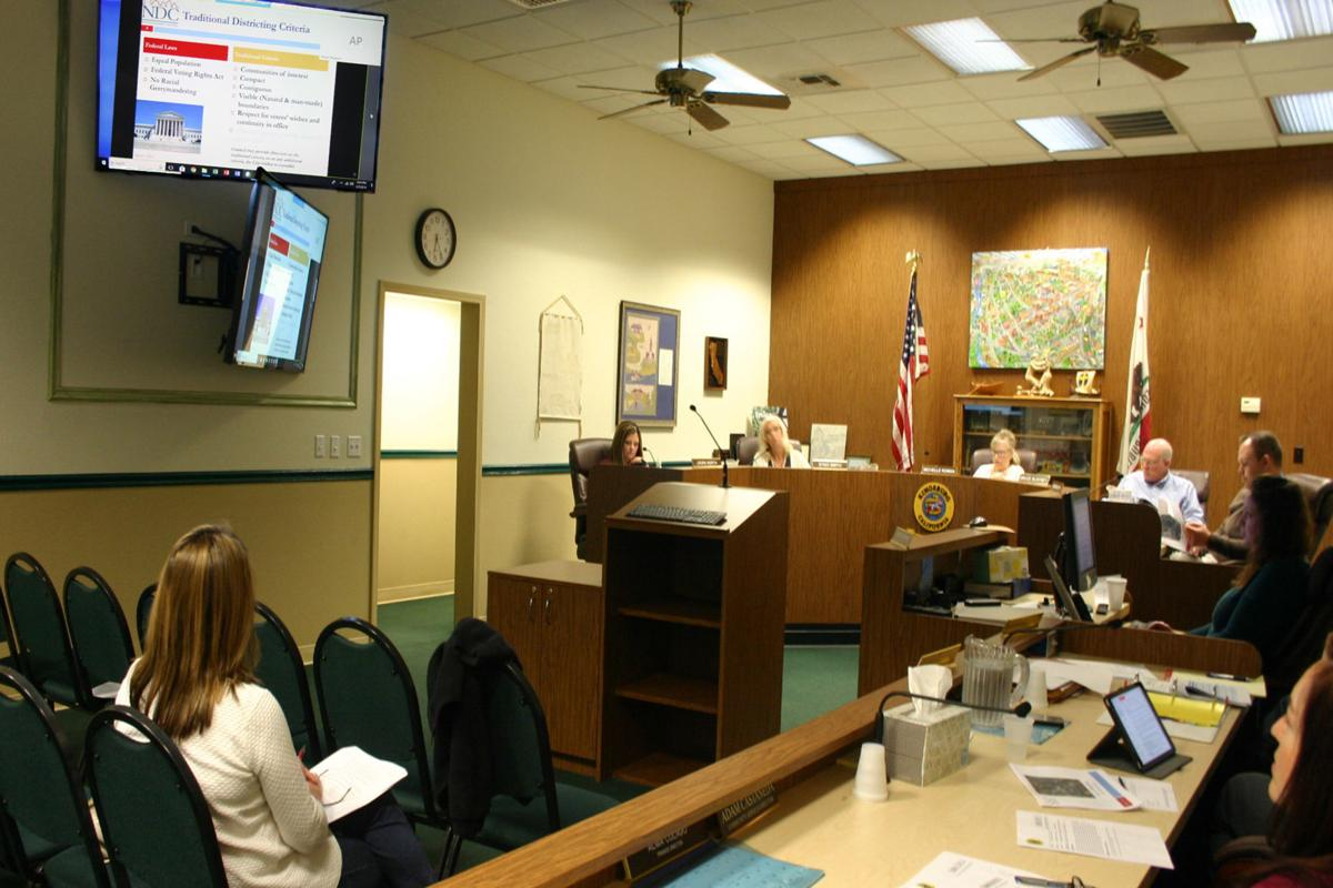 Map: Council listens in