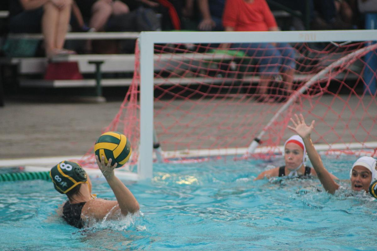 Kingsburg water polo: Abigail Lunde