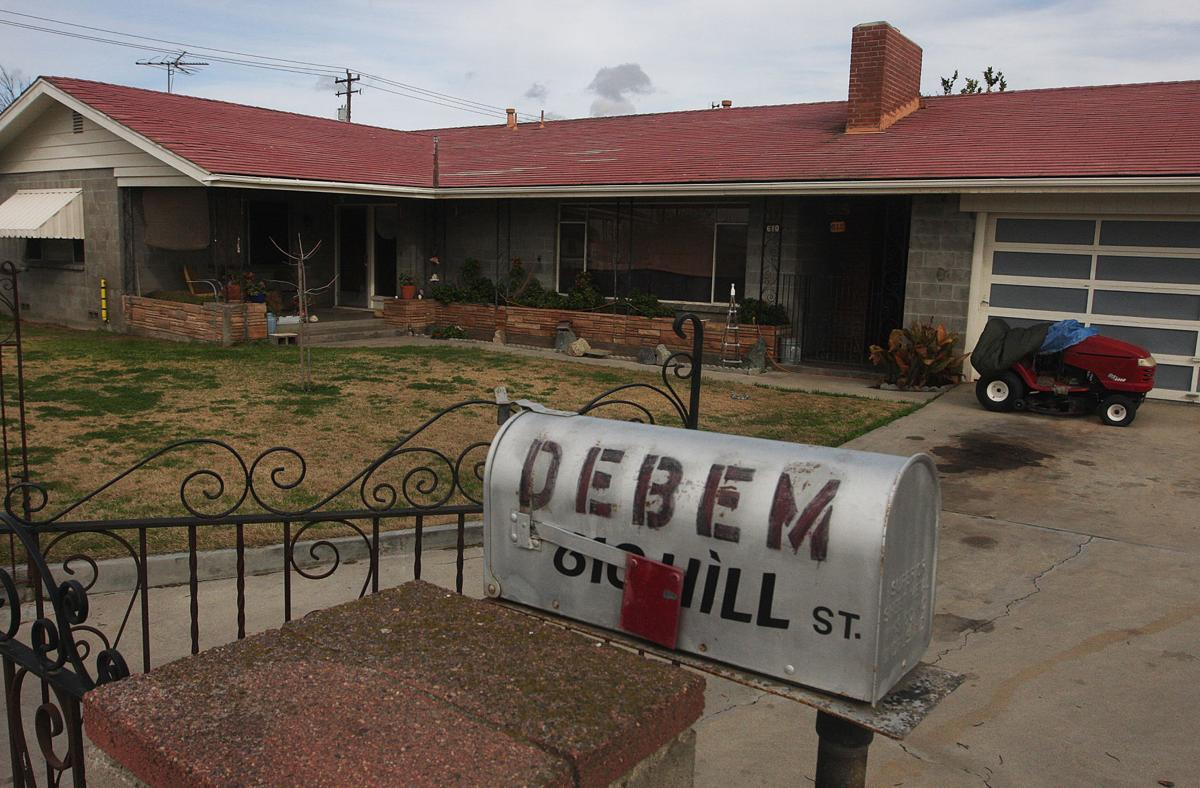 Property being auctioned off in Lemoore