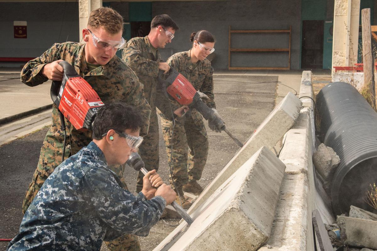 Government Agencies Train with Military during San Francisco Fleet Week