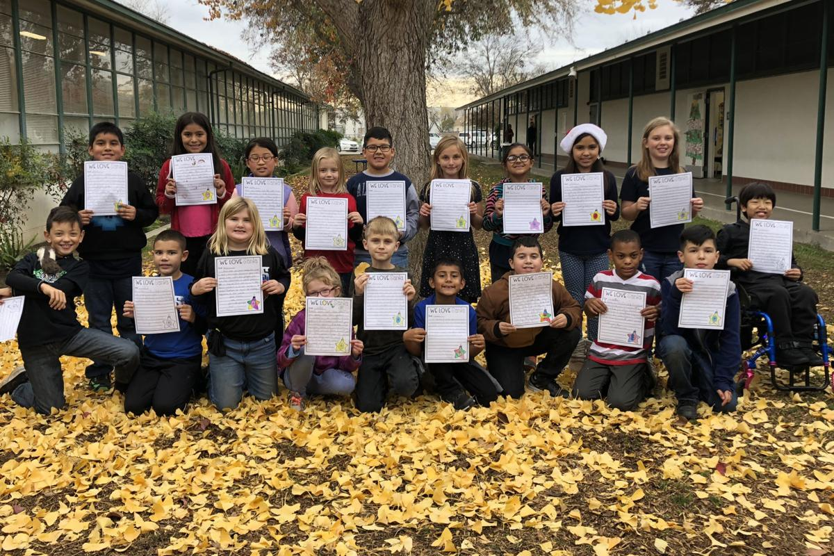 Letters to Santa: Class