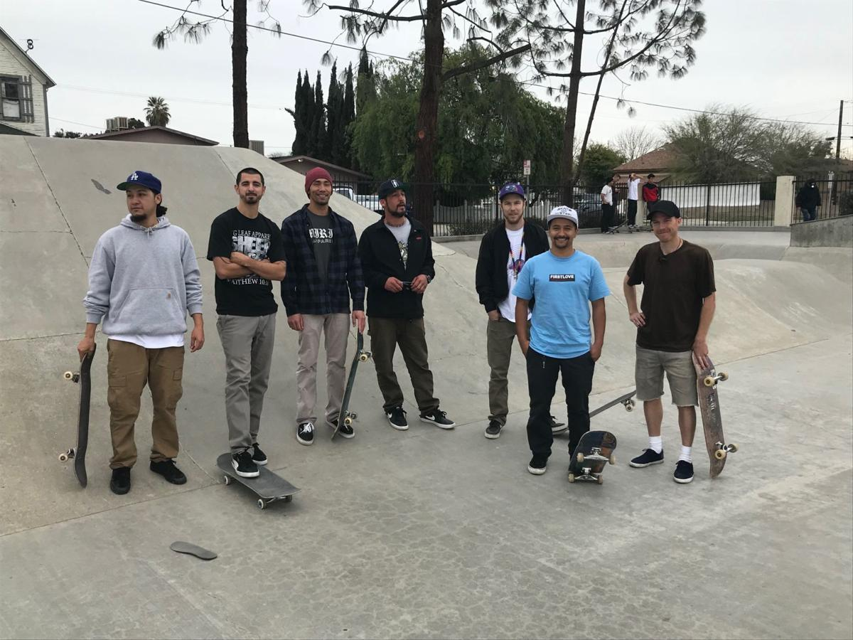 skatepark 20th anniversary